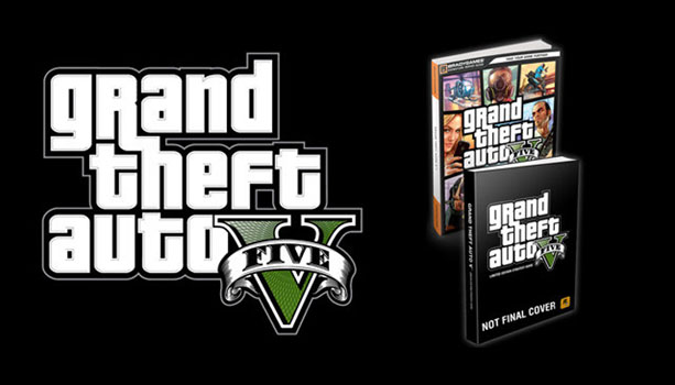 GTA5の攻略本!-Signature Series Strategy Guide-