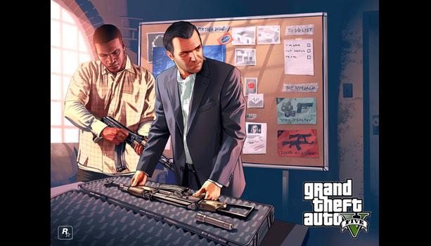 GTA5日本版の売上は、1週間で『38万本』を記録!過去作との比較や考察