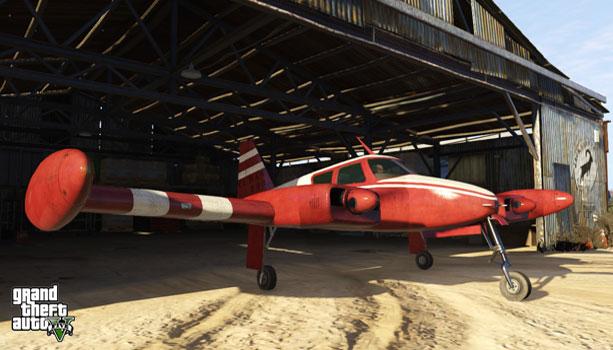 【GTA5】購入した飛行機やヘリコプターはどこ!?ガレージ・格納庫の場所について