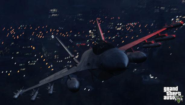 【GTAオンライン】米軍基地の場所・入り方について