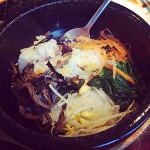 焼肉と韓国料理のお店「焼肉韓食房だんだん」の話