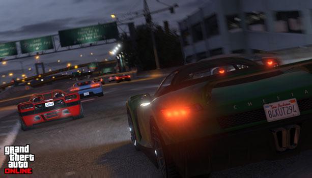 【GTA5オンライン】スポーツカーの一覧