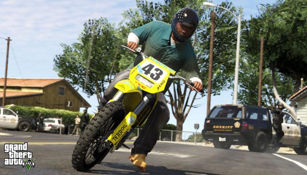 【GTA5オンライン】バイクの一覧
