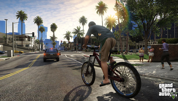 【GTA5オンライン】自転車の一覧