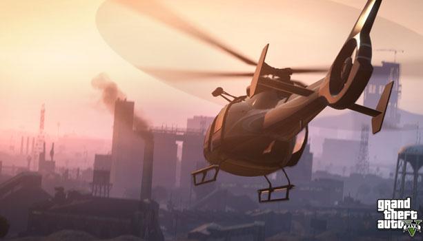 【GTA5オンライン】ヘリコプターの一覧