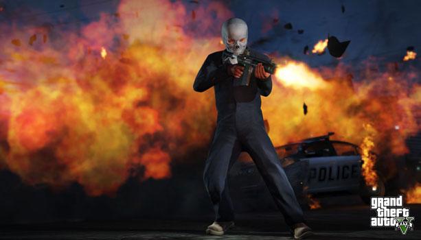 【GTAオンライン】デスマッチで勝ちたいなら『粘着爆弾』を使え!勝利のコツ3
