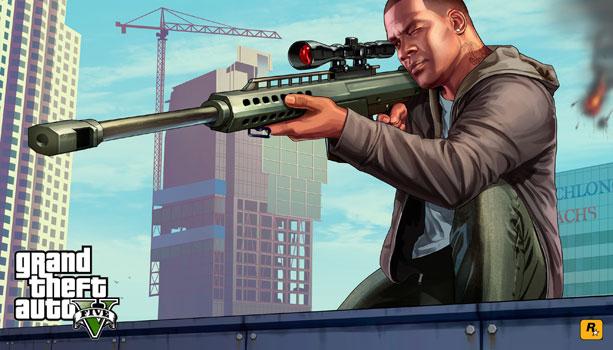 【GTA5オンライン】スナイパーライフル武器の一覧