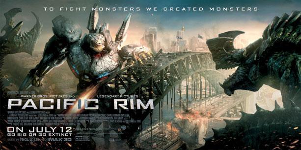 『パシフィック・リム』は日本の怪獣映画が正当進化を遂げた作品だった
