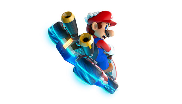 Wii U新作『マリオカート8』の発売日は3月31日!?
