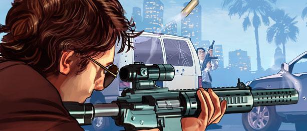 【GTA5オンライン】サブマシンガン武器の一覧