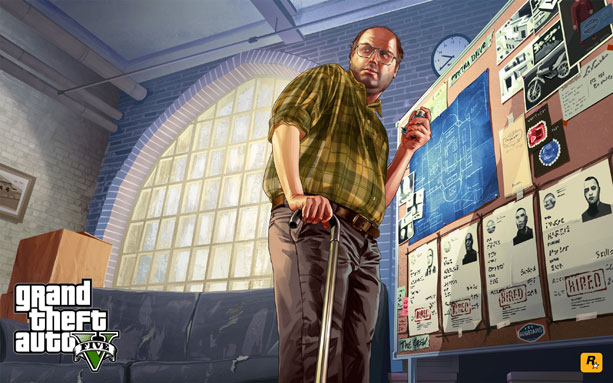 【GTAオンライン】デスマッチでレスターのレーダーで居場所を特定する行為は、マップを否定しているのに等しい。