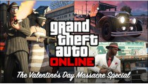 "【GTA5オンライン】バレンタインをテーマにした新コンテンツがアップデート!""Valentine's Day Massacre Special"""