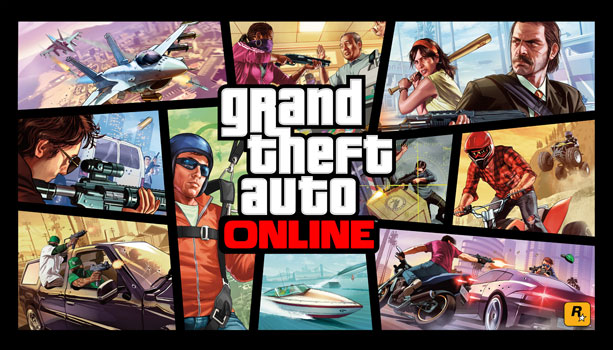 【GTA5オンライン】2275万人が体験!?購入したユーザーの70%がGTAオンラインをプレイ!