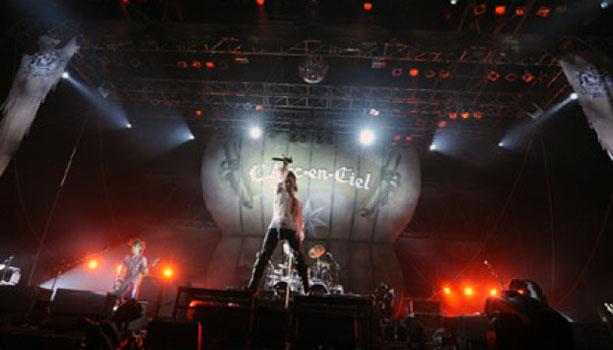 【セットリスト】ラルク『TOUR 2008 L'7 ~Trans ASIA via PARIS~』京セラドーム大阪2日目