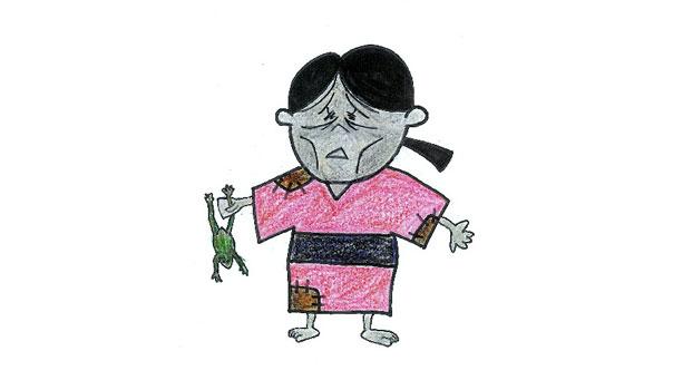 鳥取城キャラクター「かつ江さん」に反対意見多数!鳥取がまたやらかす?