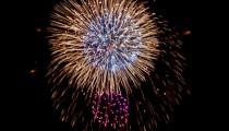 【松江水郷祭2014】打ち上げ花火の開始時間
