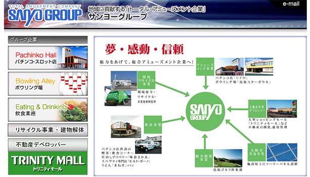 サンヨーグループ リサイクル事業・建物解体