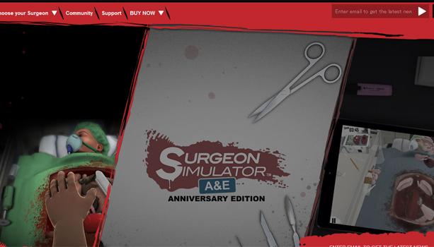 主人公は食パン!?「I am Bread」と手術ゲーム「Surgeon Simulator」の紹介