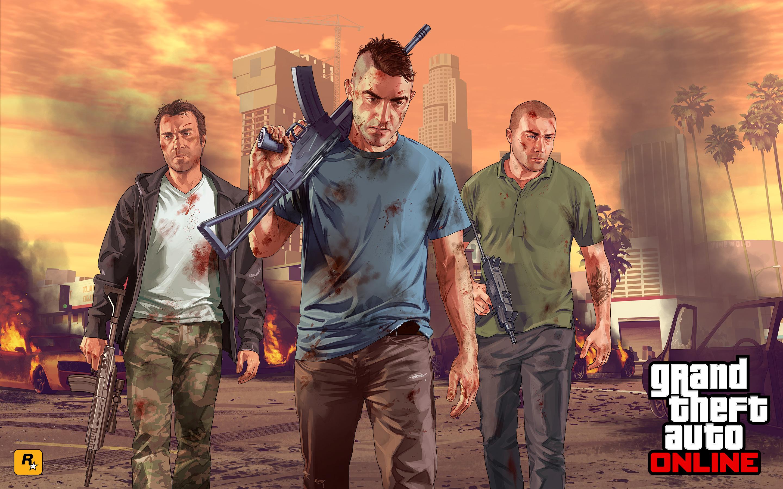 PS4版/Xbox One版「グランド・セフト・オートV」の現行機版との違いとは?