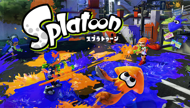 Wii U専用ソフト「Splatoon(スプラトゥーン)」2015年5月に決定