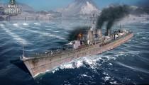 「World of Warships」クローズドβの雑感