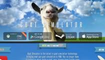 「Goat Simulator」Xbox One版/Xbox 360版リリース決定