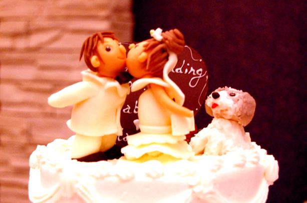 【番外編】友人の結婚式に出席。心からおめでとう!