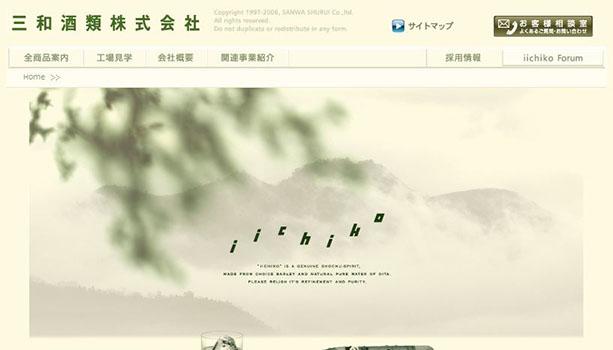 三和酒類株式会社 日田蒸留所