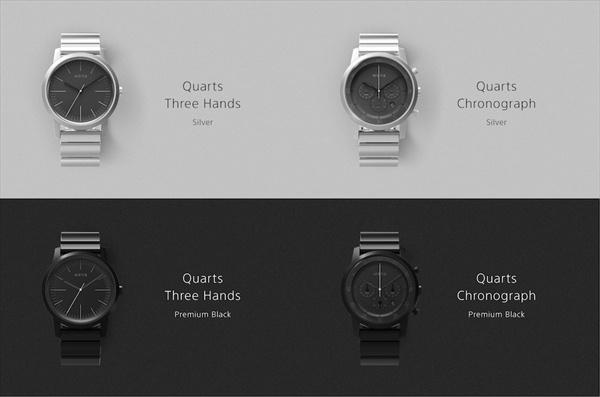 ソニー、新コンセプトの腕時計「wena wrist」