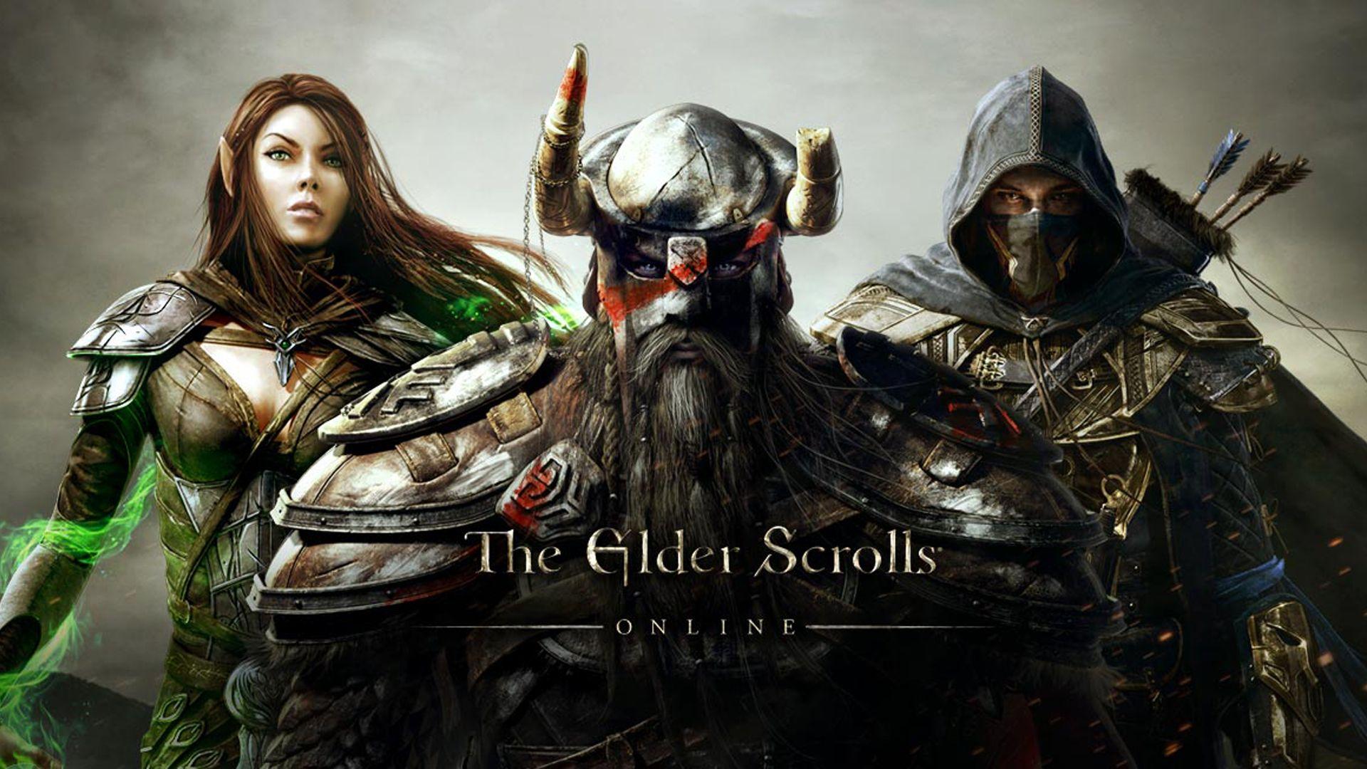日本語版「The Elder Scrolls Online」DMMで配信決定