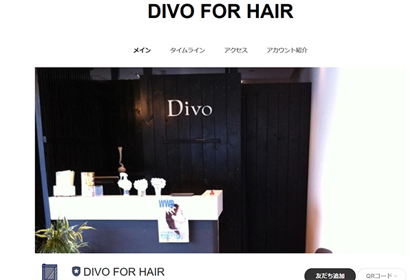 Divo for hair