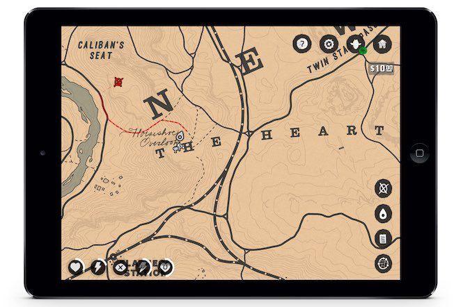 コンパニオンアプリ 全世界待望の「Red Dead Redemption II(RDR2)」発売